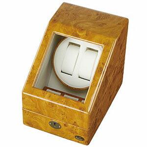自動巻き上げ機[自動巻き機]ワインディングマシーン腕時計/時計ワインディングマシン/マシーン/ウォッチワインダー/ウォッチワインダー[ワインダー]時計ケース腕時計ケース腕時計ケース木製/1本/2本/4本/木製2連[自動巻/メンズ/機械式/婦人/自動巻き][送料無料]