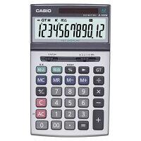 カシオ本格実務電卓12桁ジャストサイズJS−200W−N1台