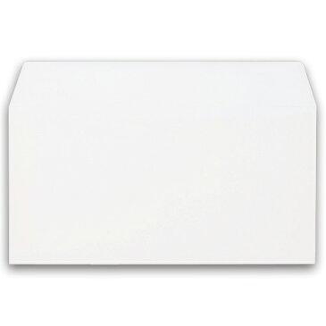 キングコーポレーション ソフトカラー封筒 のり付 洋0(洋長3) 100g/m2 ホワイト 162027 1パック(100枚)