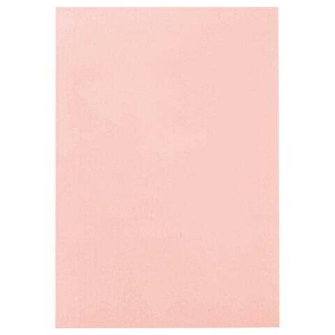 TANOSEE 色画用紙 八つ切 うすもも 1パック(10枚)