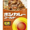 大塚食品 ボンカレーゴールド 中辛 180g 1セット(10