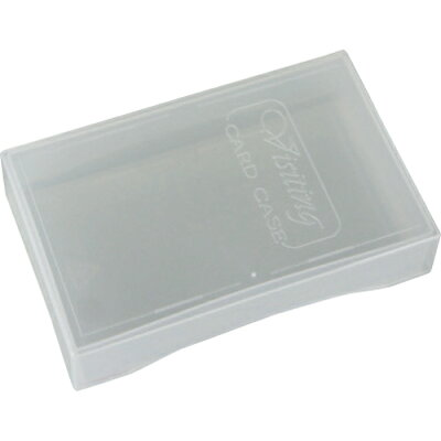 ジャストコーポレーション 名刺PPケース 小 100枚収容 クリア JM−1027C 1箱(10個)