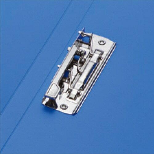 キングジム シンプリーズ Zファイル A4タテ 120枚収容 背幅17mm 青 578SP 1セット(10冊)
