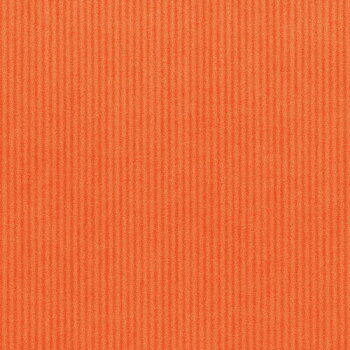 包装紙半才筋入筋無地オレンジ(100枚入)