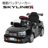 ミズタニ電動バッテリーカースカイラインGT-RR34