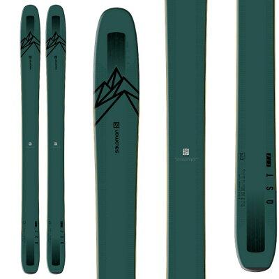 サロモン QST スキー 【2019-2020】