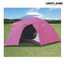 UNIFLAMEユニフレームSoraTourソラツアー〔テントキャンプ〕(ピンク):680964
