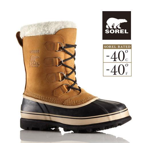 SOREL ソレル 2017秋冬 防寒靴 ウィンターシューズ ブーツ カリブー Caribou Mens(カラー281) :NM1000