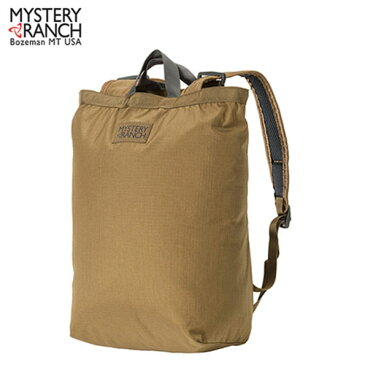 MYSTERYRANCH ミステリーランチ BOOTY BAG RIPSTOP ブーティーバッグリップストップ 〔BAG デイパック かばん〕 (コヨーテ):19761131