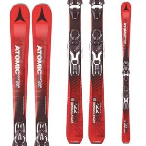 クーポン利用で10%OFF 6/27まで ATOMIC アトミック 17-18 スキー ski 2018 VANTAGE X 77 C バンテージX77C (金具付き) オールマウンテン [1202SSski] [outlet ski]