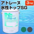 アトレーヌ水性トップSG3KG(遮熱防水トップコート)