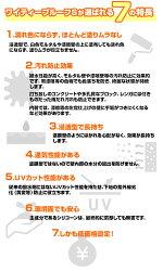 ワイティープルーフS4L(紫外線カット型浸透性撥水剤/ABC商会)