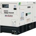 新ダイワ 大型ディーゼル発電機(三相・単相同時)(DGM600MK)