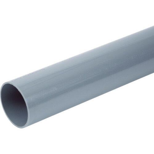 クボタケミックス 排水用塩ビパイプ VU 40X2M(VU40X2M)代引き決済不可