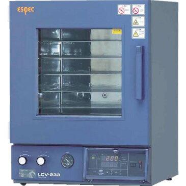 エスペック 真空乾燥器(真空ポンプ付)(LCV243P)
