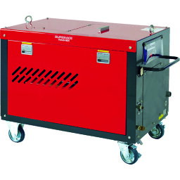 スーパー工業 モーター式高圧洗浄機SAL−1450−2−60HZ超高圧型(SAL1450260HZ)