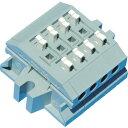 サトーパーツ スクリューレス端子台(ML1700A4P)
