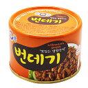 『ユドン』ポンデギ|サナギの醤油煮(130g)缶詰 韓国食材 韓国料理 韓国料理 韓国食材 韓国食品マラソン ポイントアップ祭