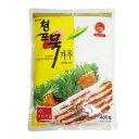 『草野』チョンポ(緑豆)ムックの粉|緑豆こんにゃくの粉(400g) 緑豆 ダイエット食品 寒天 こんにゃく 韓国料理 韓国食材 韓国食品\栄養たっぷりなのに、低カロリー!/マラソン ポイントアップ祭