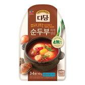 『白雪』タダムアサリ純豆腐の素(140g・3〜4人前) 韓国調味料 韓国料理 韓国食材 韓国食品\簡単調理!ご家庭で本場のスンドゥブ!/マラソン ポイントアップ祭
