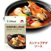 『白雪』タダムアサリ純豆腐の素(140g・3〜4人前) 韓国調味料 韓国料理 韓国食材 韓国食品 マラソン ポイントアップ祭