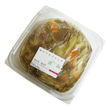 『自家製』ヤンニョム(味付け)牛プルコギ 韓国式味付け(1kg) BBQ 牛肉 焼肉 冷凍食品 加工食品 韓国料理 マラソン ポイントアップ祭