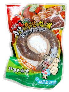 『市場』スンデ(250g) 加工食品 冷蔵食品 韓国料理 韓国食材 韓国食品\軽食として食べる一般的な韓国の食べ物/マラソン ポイントアップ祭