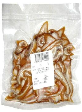 『豚肉類』味付け豚耳・スライス(200g) 豚肉 加工食品 マラソン ポイントアップ祭