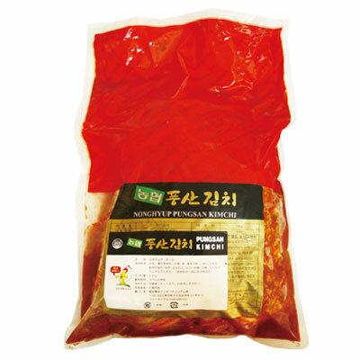 『韓国農協』白菜キムチ(5kg)ポギキムチ 韓国キムチ 韓国料理 韓国食材 韓国食品 マラソン ポイントアップ祭
