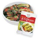 【冷蔵】『宗家』カッキムチ|からし菜キムチ(350g) チョンガ 韓国キムチ 韓国食材 韓国食品マラソン ポイントアップ祭