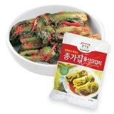 [冷蔵]『宗家』カッキムチ|からし菜キムチ(350g) チョンガ 韓国キムチ 韓国食材 韓国食品マラソン ポイントアップ祭