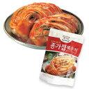 [冷蔵]『宗家』熟成白菜キムチ|ムグンジ(500g)チョンガ 白菜キムチ 韓国キムチ 韓国おかず 韓国料理 韓国食材 韓国食品 オススメ マラソン ポイントアップ祭