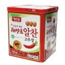 『ヘチャンドル』コチュジャン(14kg)業務用[ゴチュジャン][韓国調味料][韓国食材][韓国食品] マラソン ポイントアップ祭 05P01Oct16