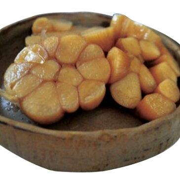 『自家製』醤油漬け丸ニンニク 醤油漬け丸ニンニク(480g) 和え物 おかず にんにく しょうゆ おつまみ 惣菜 韓国おかず 韓国料理 韓国食品\ご飯がすすむ、おかずです。程良い醤油味と酸味〜/マラソン ポイントアップ祭