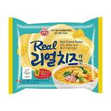 『オットギ』リアルチーズラーメン(135g×1個・525kcal)オットゥギ 韓国ラーメン インスタントラーメン 韓国料理 韓国食品マラソン ポイントアップ祭