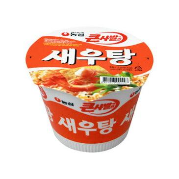 『農心』えびカップ麺 エビタン(115g) ラーメン カップ麺 カップヌードル カップラーメン ノンシム NONG SHIM 韓国ラーメン インスタントラーメン マラソン ポイントアップ祭