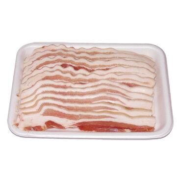『豚肉類』豚五段バラ肉・スライス・皮付 サムギョプサル・7mm(1kg)■ハンガリー/デンマーク産 豚肉 豚バラ サムギョプサル 焼肉 冷凍食材 韓国食品 韓国食材 マラソン ポイントアップ祭