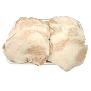 『豚肉類』豚トロ・ブロック(約1kg)■チリ産 豚肉 豚トロ トロカルビ 焼肉 冷凍食材 マラソン ポイントアップ祭