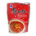 『ハウチョン』ユッケジャンスープ(570g・辛さ2) レトル...