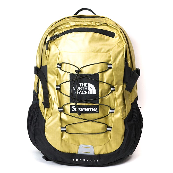 5ea0e605c NORTH FACE Metallic Borealis Backpack 18SS 【未使用】 シュプリーム×ノースフェイス バックパック  Supreme×THE ...