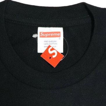 Supreme / シュプリームMerry Xmas Tee / メリークリスマス TシャツBlack / ブラック 黒2015AW 国内正規品 新古品【中古】