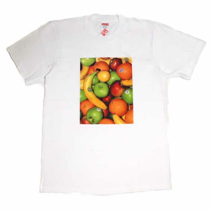 トップス, Tシャツ・カットソー Supreme Fruit Tee TWhite 2019SS
