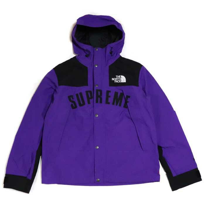 メンズファッション, コート・ジャケット Supreme The North Face Arc Logo Mountain Parka Purple NP11901ITNF JACKET 2019SS