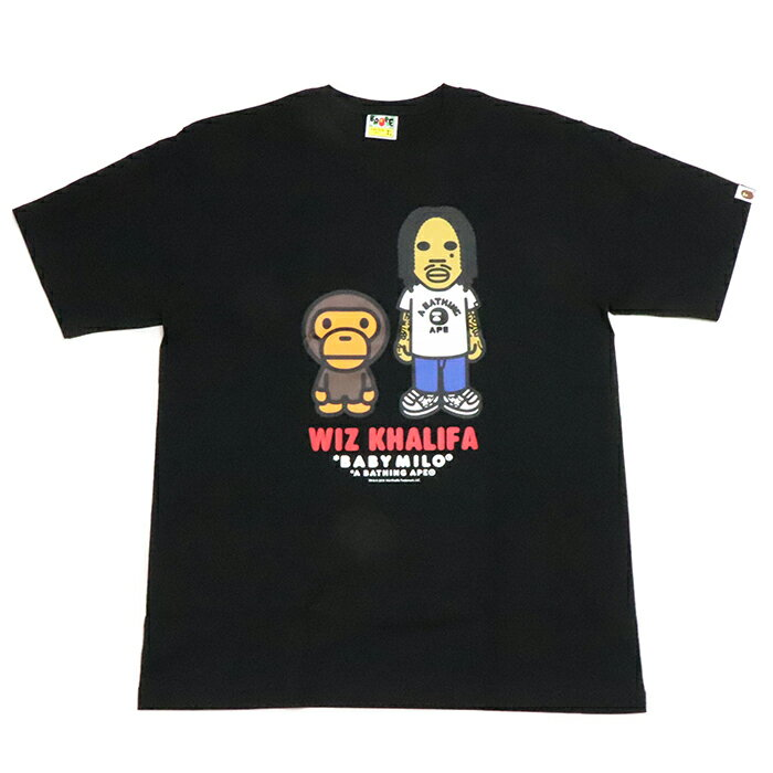 Bathing Ape milo A BATHING APE BAPE WIZ KHALIFA ...