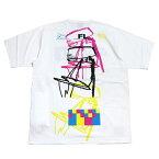 WTAPS x FUTURA / ダブルタップス フューチュラGENERATION Z TEE /ジェネレーション TシャツWHITE / ホワイト 白2019AW 国内正規品 新古品【中古】