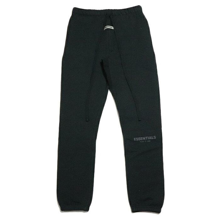 メンズファッション, ズボン・パンツ FOG ESSENTIALS SWEAT PANTS BLACK Fear of God2020SS