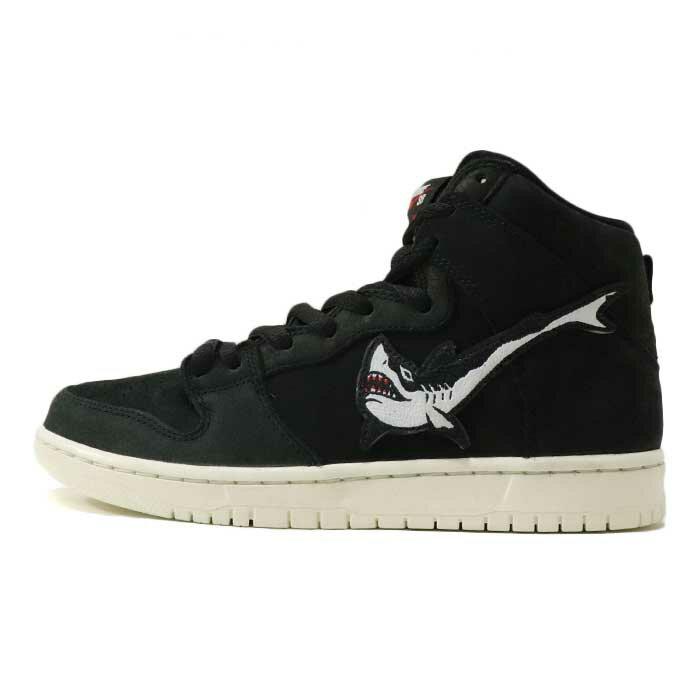 メンズ靴, スニーカー OSKI NIKE SB DUNK HIGH PRO SHARK BLACKWHITEBLACKSAIL CI2692-0012019