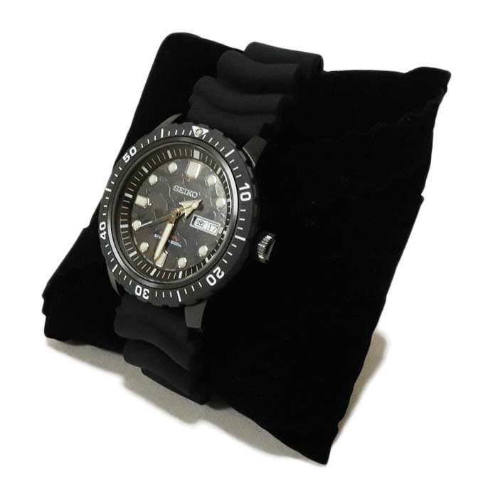腕時計, 男女兼用腕時計 A BATHING APE BAPE SEIKO CAMO MECHANICAL DIVERS WATCH 2020 (SZEL004) JAPAN LIMITED EDITIONBLACK 2020SS