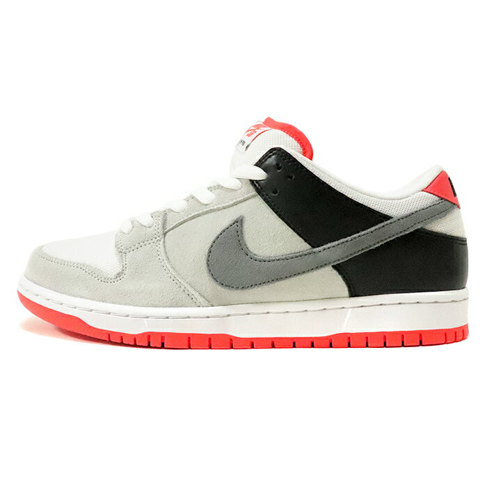 メンズ靴, スニーカー NIKE SB DUNK LOW INFRARED NEUTRAL GREYCOOL GREY-BLACKCD2563-0042020