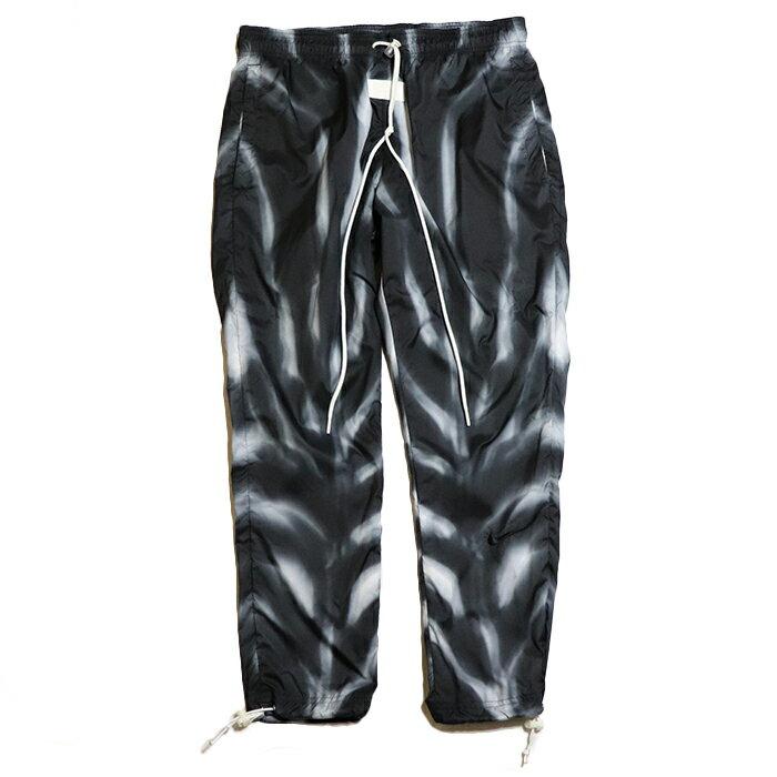 メンズファッション, ズボン・パンツ NIKE Fear Of God Allover Print Pants Black 2019SS